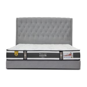 Napure Topaz Mattress Front View