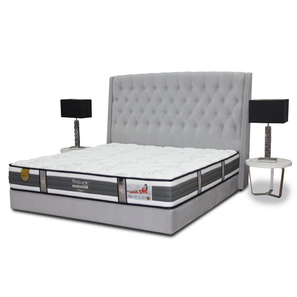 Napure Topaz Mattress Side View